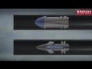 Бронебойные кинетические снаряды