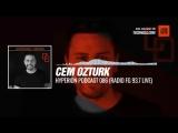Listen #Techno #music with @IsCemOzturk - HYPERION Podcast 086 (Radio FG 93.7 Live) #Periscope