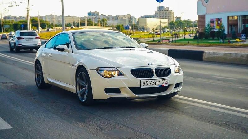 BMW M6 - ВЗЯЛИ РЕАЛЬНО БЫСТРУЮ БЭХУ против SKODA OKTAVIA STAGE 3!