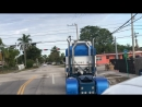 Driving and Shifting a Kenworth K100 Cab Over 15 Speed Fully Restored