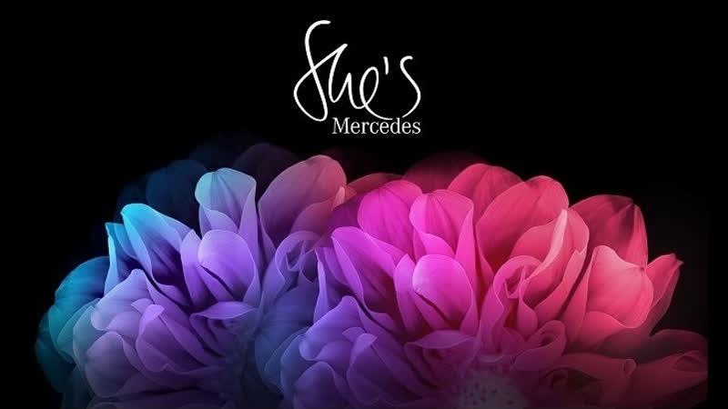 Закрытый показ бренда Masha Goryacheva в рамках She's Mercedes Влако-Сервис.