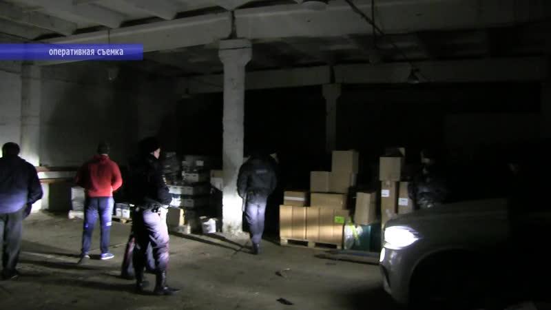Незаконный оборот алкоголя в Балашовском районе