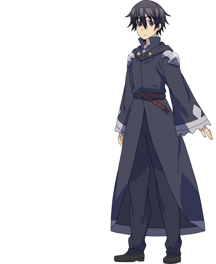 Satou Pendragon Death March To The Parallel World Rhapsody