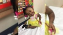 Spunky 3-year-old won't let her condition stop her from spreading smiles