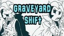 [Bendy And The Ink Machine] Graveyard Shift