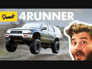 Въехать в суть. Все, что вам нужно знать о Toyota 4Runner BMIRussian