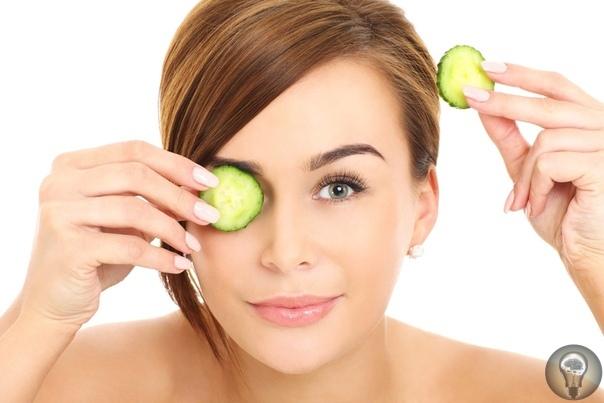 15 эффективных масок для кожи вокруг глаз!