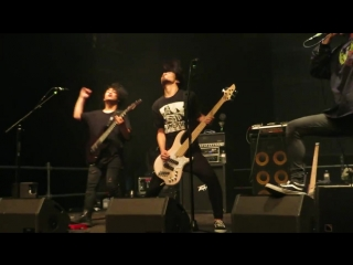 CRYSTAL LAKE (クリスタル・レイク) - PROMETHEUS +  MATRIX + MERCURY ♪ @ JAPAN EXPO 2018.07.06 by Nowayfarer
