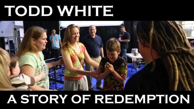Тодд Уайт История искупления
