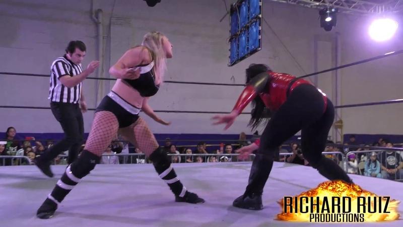 Natalia Markova vs Candy Cartwright (Women's Wrestling)