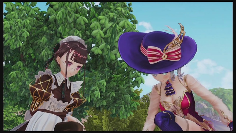 Nelke the Legendary Alchemists: Ateliers of the New World - Research Gameplay 1