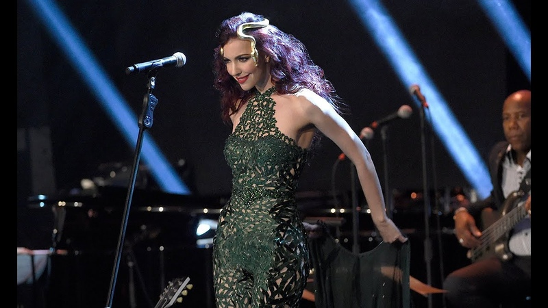 Chrysta Bell - Swing With Me - Live from The Ace Theater in Los Angeles