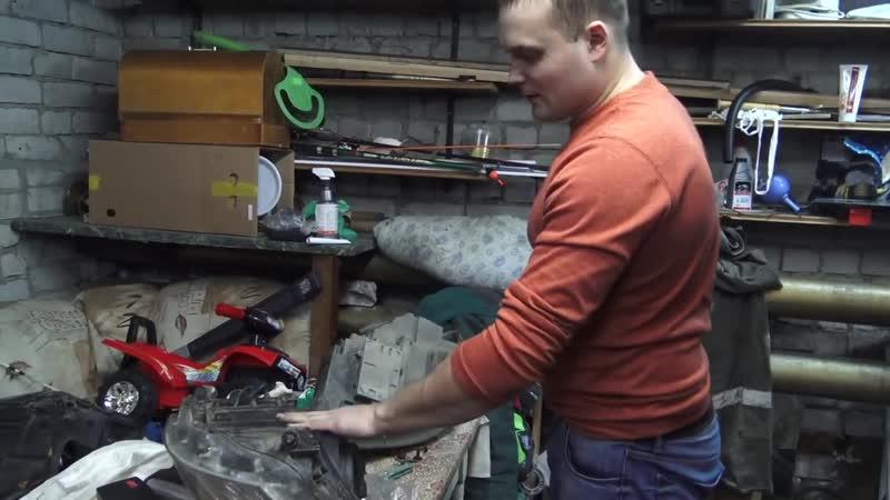 Предпродажная подготовка ВАЗ 2110. ЖАЛКО ласточку
