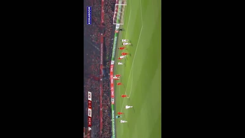 Netherlands vs Belarus 4-0 - All Goals Highlights 21-03-2019 Hd