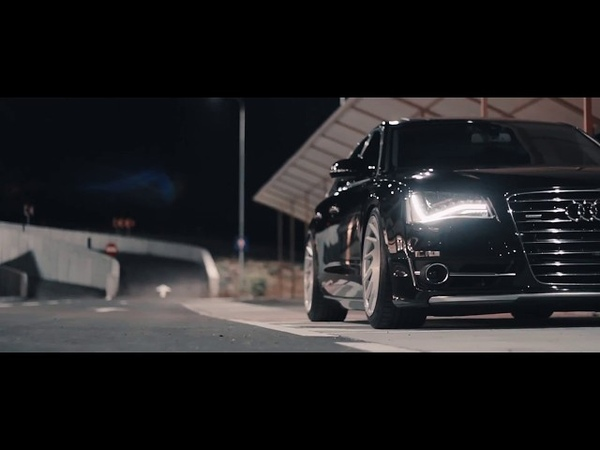 Audi A8 on Vossen VLE-1 Limited Edition