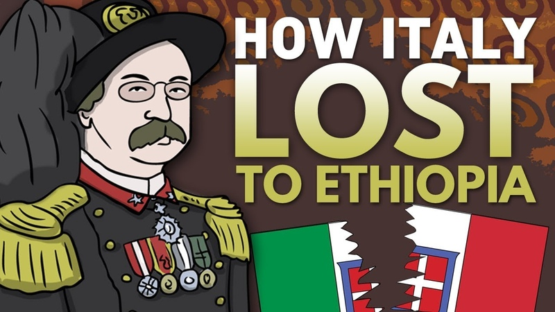 How did Italy Lose to Ethiopia (1895)   Animated History