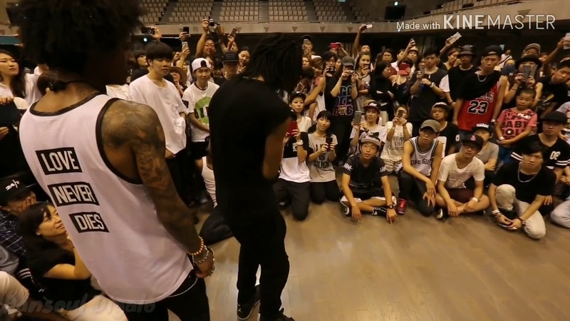 Les twins in Tokyo workshop ( perfect audio edit)