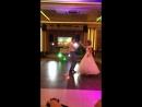 Танец жениха и невесты, Анастасии и Алексея Изотоввх