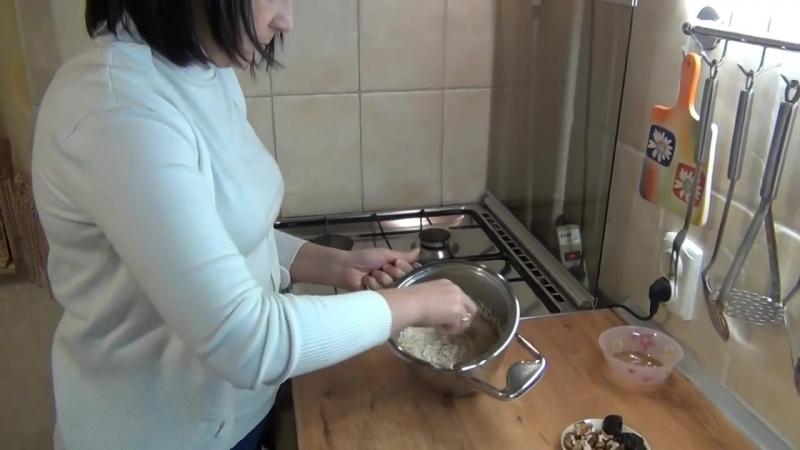 Вкусный диалог с Еленой Баженовой Бананово овсяное печенье Homemade Banana Oatmeal Cookies ♡ English subtitles