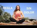 Aliviar dolores MENSTRUALES ejercicios energía femenina y amor MalovaElena