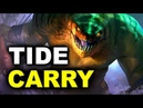ALLIANCE vs Happy Guys - CARRY TIDE STRAT! - MEGAFON CL FINAL DOTA 2