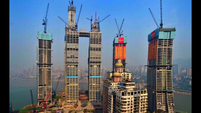 Китай не перестает удивлять - Горизонтальный Небоскреб