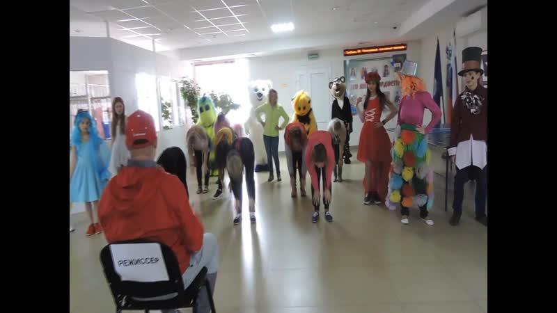 Молодежный медиацентр волонтеры города Ялуторовска