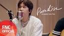 FTISLAND 'Paradise Korean ver ' Acoustic Live Ver