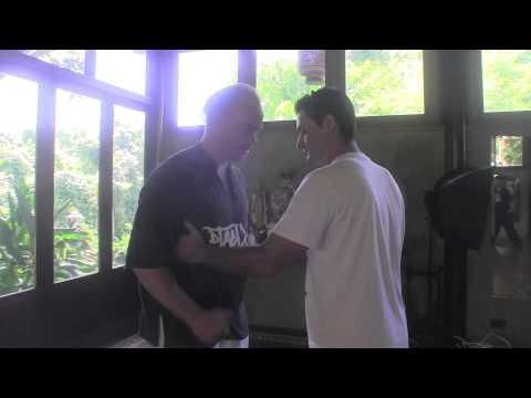 Elbows Down - Teaching Moments with Sifu Adam Mizner