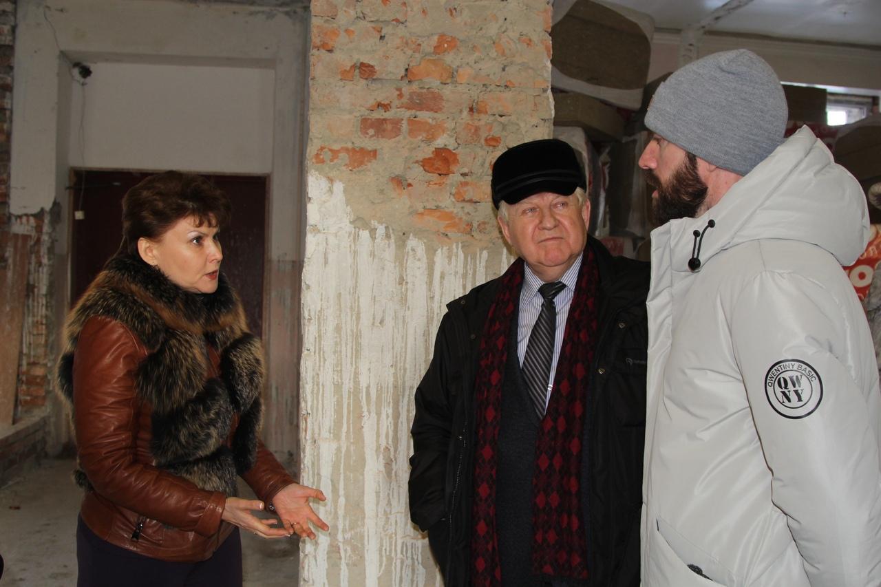 Ирина Хмелевская проконтролирует открытие «Кванториума» в Курской облатси