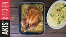 Roast chicken in milk | Akis Kitchen