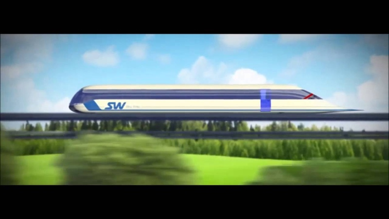 Skyway - A look into the Future of Transport