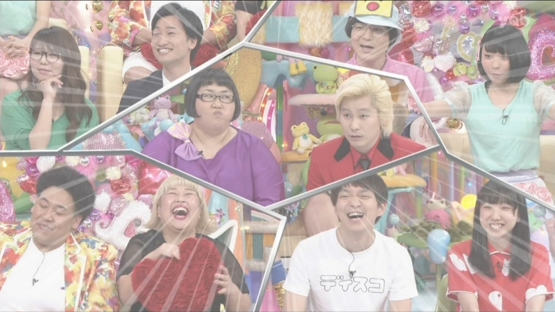 Ame ta-lk (2018.05.17) - DanJo Combi Geinin (男女コンビ芸人)