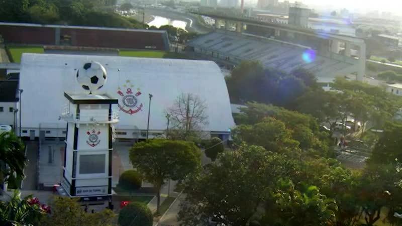 Sirene do Parque São Jorge Anunciando Uma Nova Contratação