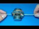 10000RPM Super fast Brushless motor from speakers