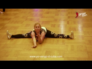 Lady`s dance battle   - yo vengo de cuba 2017 -  cuban salsa power congress