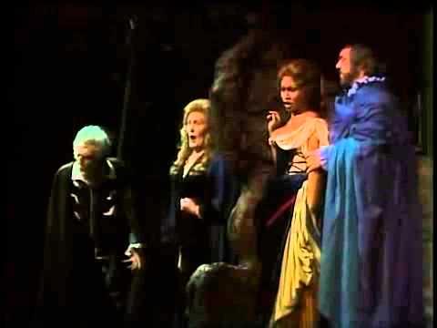 Sutherland and Pavarotti - Rigoletto Quartet
