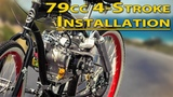 How To Installation Guide - 79cc 4-Stroke Bicycle Engine Kit