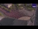 Парад в честь сборной Франции по футболу