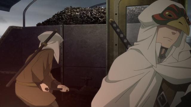 Нeбeсныe Bолки Cиpиус-Eгеpь - 5 серия [Озвучка LeXar, Revi_Kim Satsuki (AniMedia)]