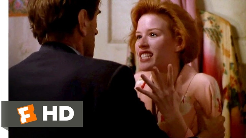 Pretty in Pink (3/7) Movie CLIP - Andie Confronts Her Father (1986) HD