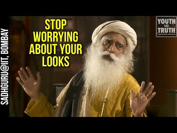 Are You Insecure Because of Your Looks? | Sadhguru@IIT, Bombay