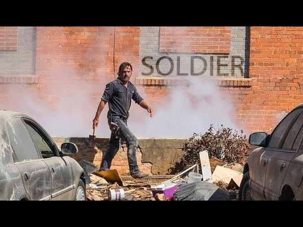 The Walking Dead || Soldier