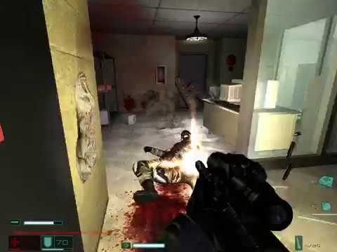 F. E. A .R. Extraction Point GAMEPLAY PC