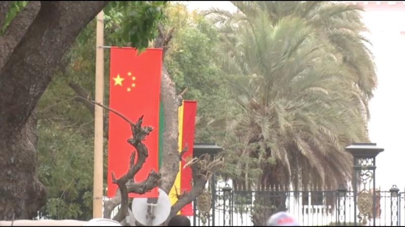 Председатель КНР Си Цзиньпин посетит с государственным визитом Сенегал.