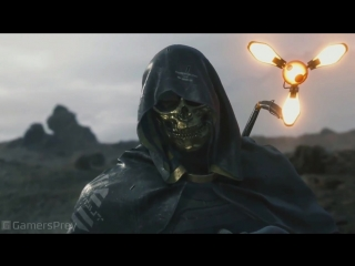 Death Stranding - TGS 2018 The Man in the Golden Mask Trailer [NR]