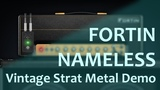 THE BEST VST METAL AMP EVER Fortin Nameless Suite Full Mix Demo