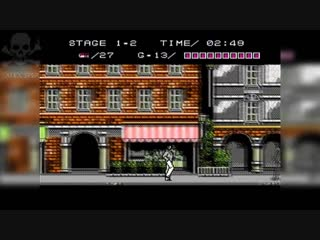 [Neirbov SuperBrain1997] [Famiclone-50HZ]F-P2 FBI Policeman - Gameplay