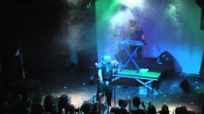 HOCICO Odio en el Alma live DARK CASTLE FESTIVAL 2010 [HD]