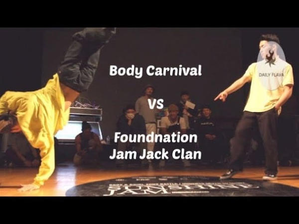 Body Carnival vs Foundnation Kossy and Wets T Top 4 Sunshine Jam